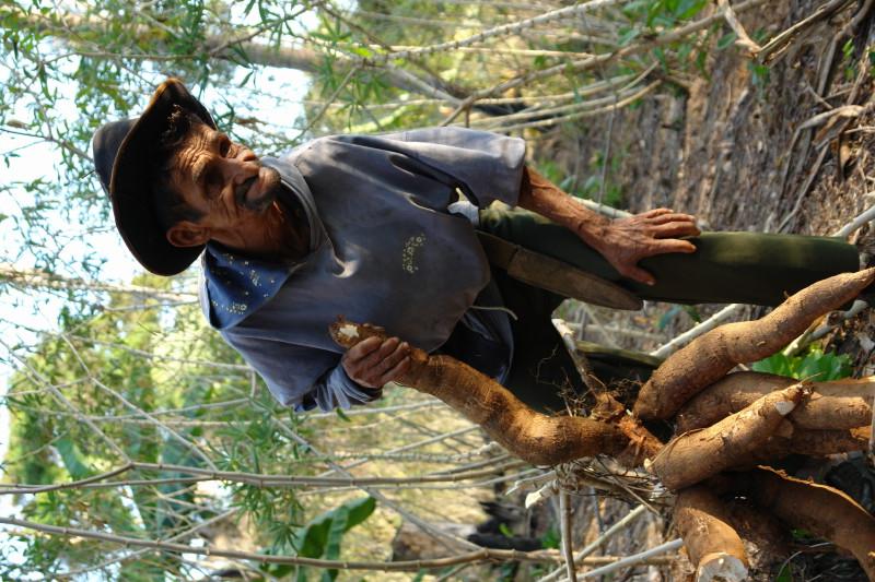 Seu Miguel, índio canela, morador da Volta grande do Xingu_1