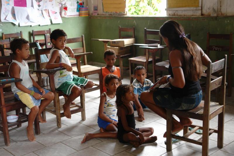 escola aldeia Arara, Xingu_1