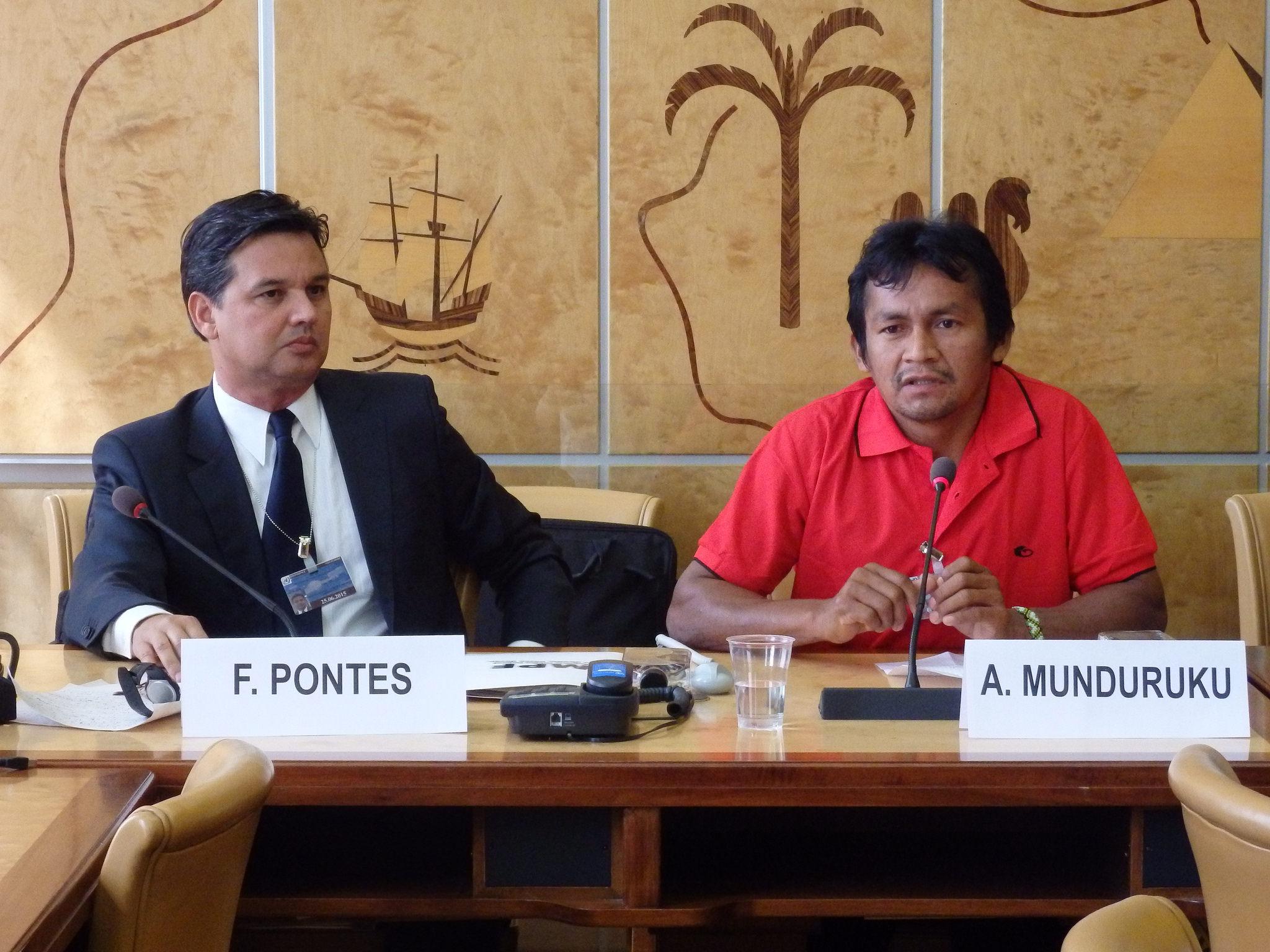 Munduruku-Genf-24.6.15_Amazon-Watch