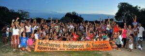 Treffen indigener Frauen am Unteren Tapajós. Foto Courtesy: CIMI