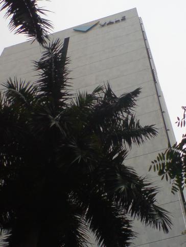 Hauptsitz der Firma Vale in Rio de Janeiro. Foto: christianrussau