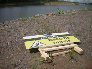 Zuflusskanal für Staureservoir Belo Monte. Foto: christianrussau